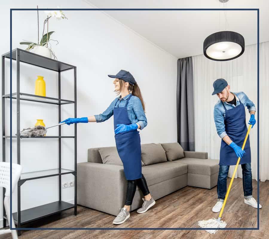 Nettoyage maison après déménagement à Paris - Starsnett Services