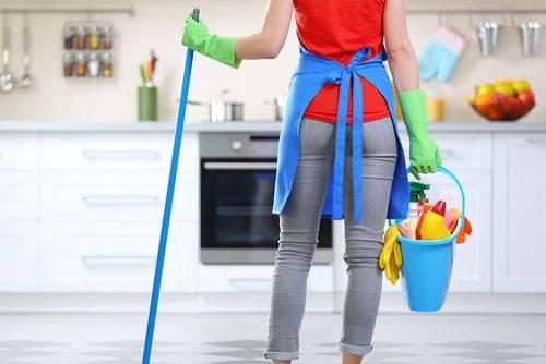 Nettoyage maison avant et après déménagement à Paris - Starsnett Services