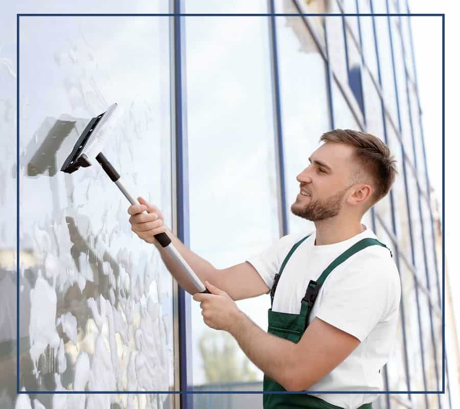 entreprise de nettoyage de vitre a paris - Starnett services